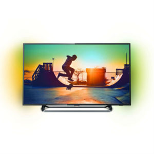 Телевизор Philips 55PUS6262/12, 55 инча, 4K Ultra HD, WiFi